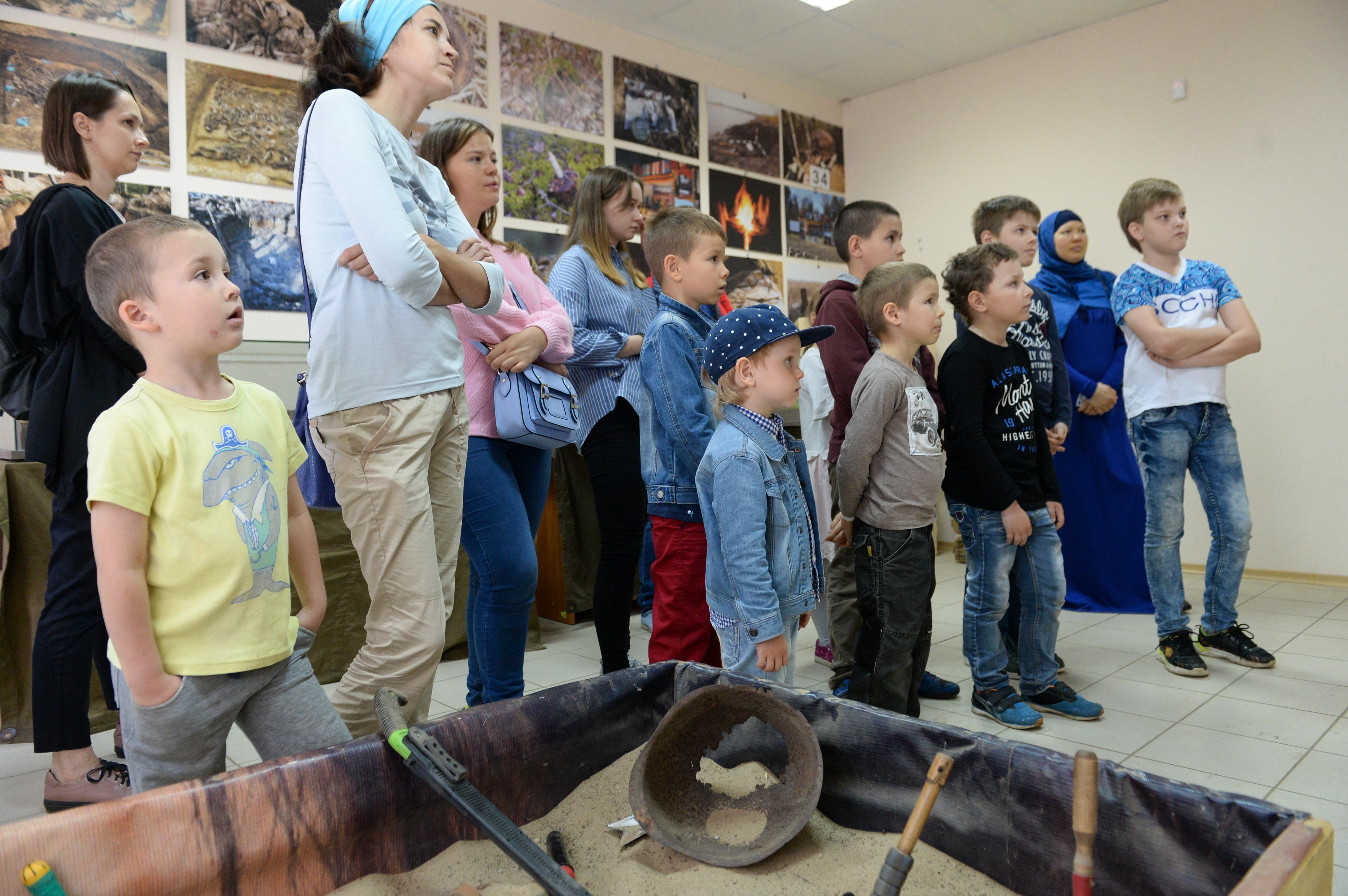 В Татарстане продолжается работа исторической экспозиции «Прикосновение к войне».