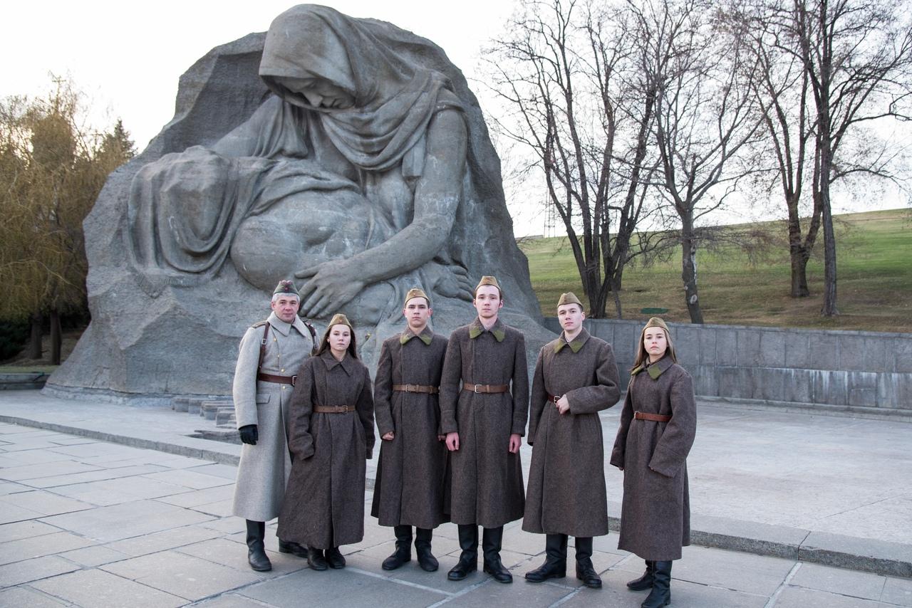 "Реконструкция ""Битва за Сталинград"""